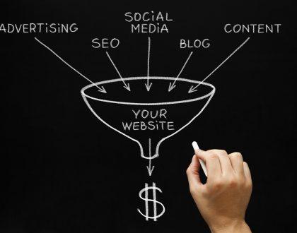 【温哥华在线营销】营销漏斗(Marketing Funnel) - 客户价值优化(Prospect Value Optimization)