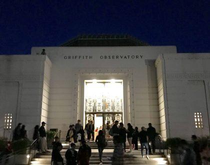【旅遊攻略】6天5夜洛杉磯旅遊:DAY 1 - 格里斐斯天文台
