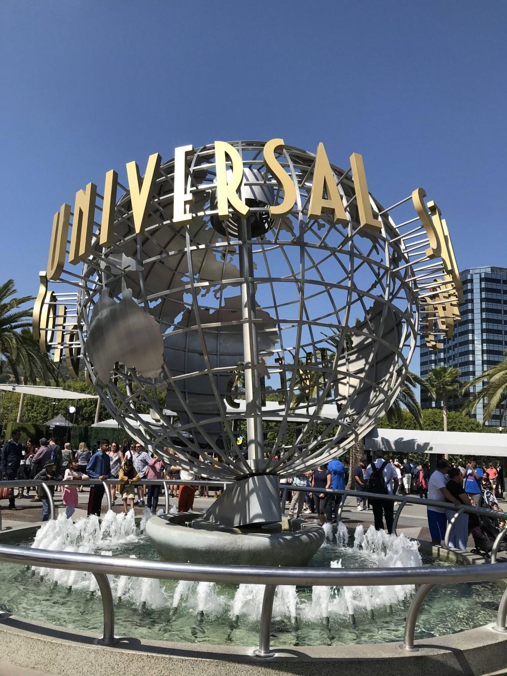 【旅遊攻略】6天5夜洛杉磯旅遊:DAY 2 - 環球影城 : 入場