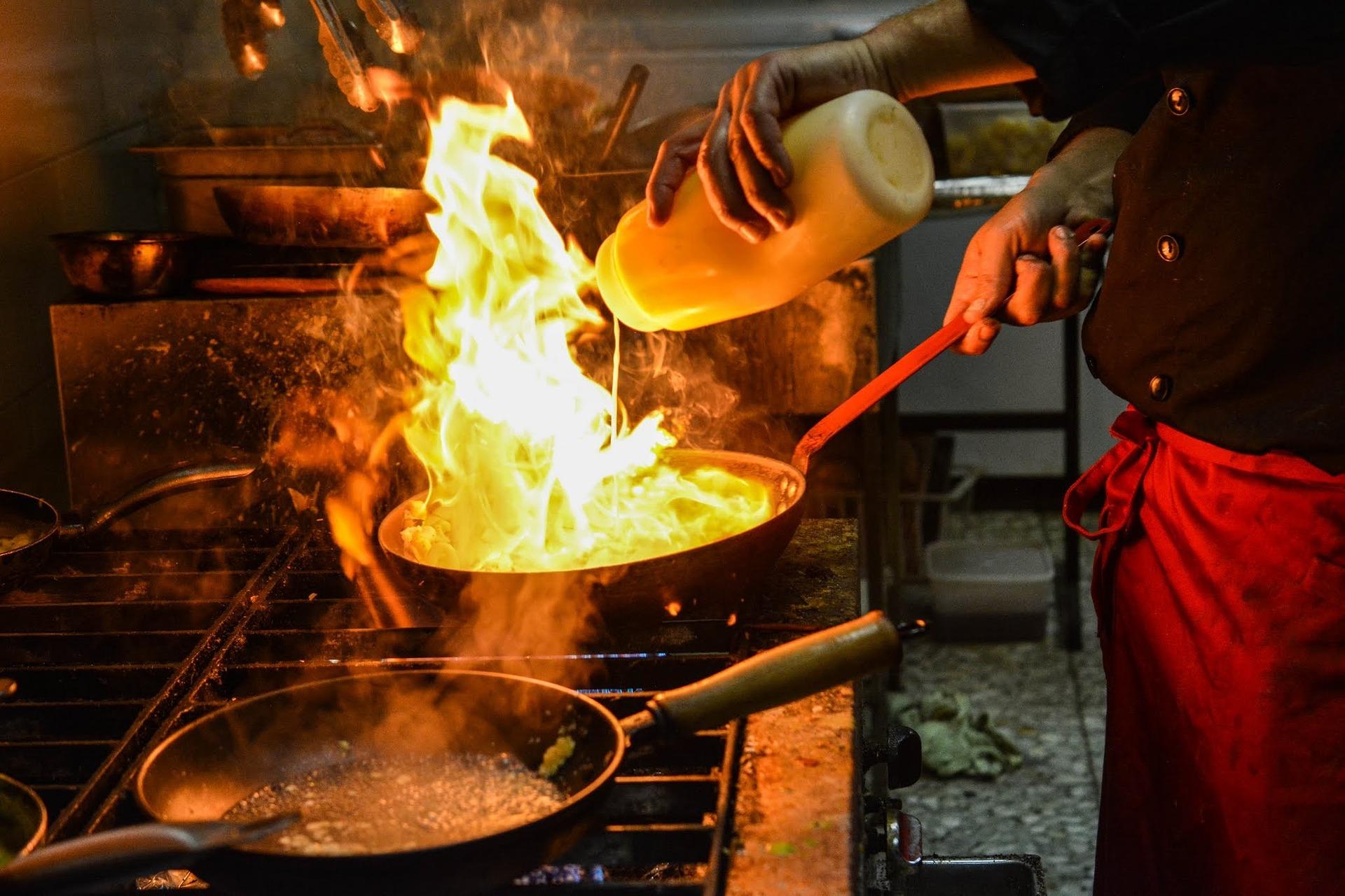 溫哥華餐廳行銷 chef cooking