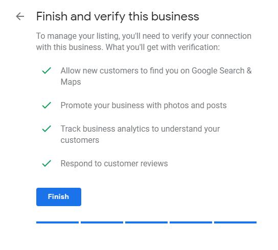 Google Business創建 - 溫哥華 行銷 + 網站設計